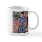 tennis in art Mugs