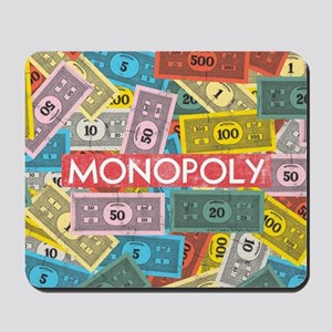 Monopoly Vintage logo Mousepad