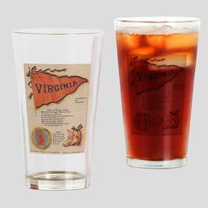 uva silk Drinking Glass