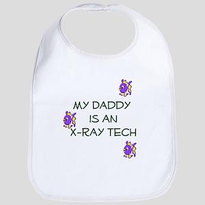 My Daddy is an X-ray Tech Bib