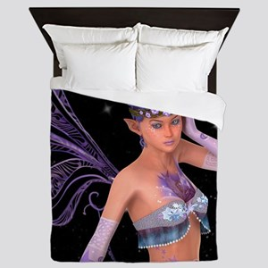 Purple Fairy Queen Duvet