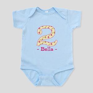 Customized Birdies 2nd Birthday Infant Bodysuit