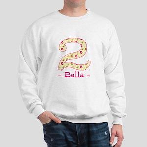 Customized Birdies 2nd Birthday Sweatshirt