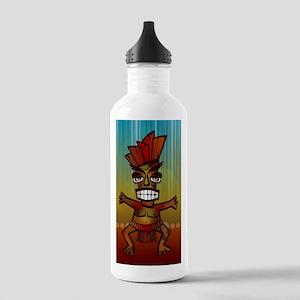 Tiki Men Stainless Water Bottle 1.0L