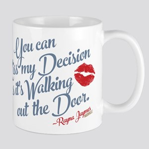 Kiss My Decision Nashville Mugs