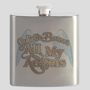 Juliette All My Angels Nashville Flask