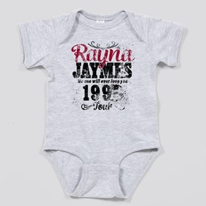 Reyna James 90s Tour Vintage Baby Bodysuit