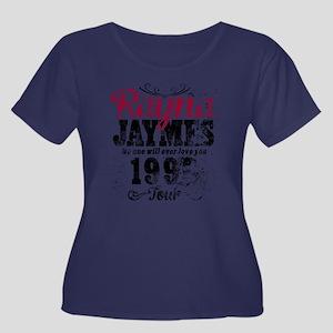 Reyna James 90s Tour Vintage Plus Size T-Shirt