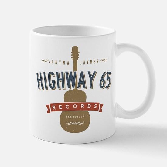 Highway 65 Records Nashville Mugs