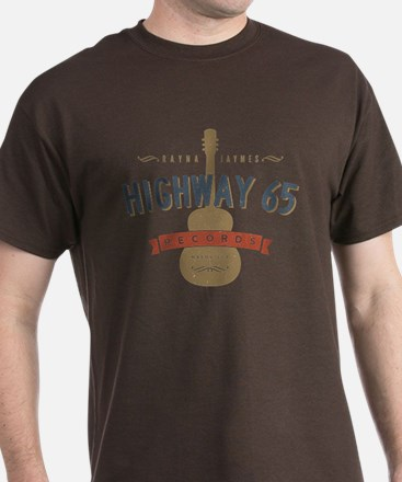 Highway 65 Records Nashville T-Shirt