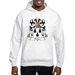Picher Family Crest Hooded Sweatshirt