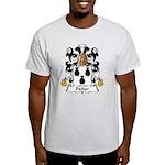 Picher Family Crest Light T-Shirt