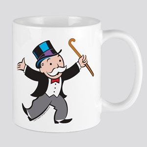 Monopoly Dancing Rich Uncle Penn 11 oz Ceramic Mug