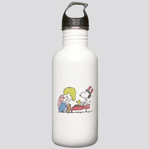 Snoopy - Vintage Schro Stainless Water Bottle 1.0L