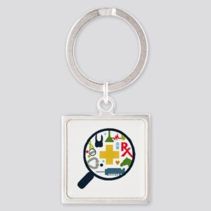 2015 Conference Logo Keychains