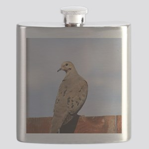 Morning Dove Flask