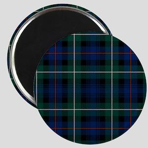 "Mac Kenzie Clan Tartan - 2.25"" Magnet (10 pack)"