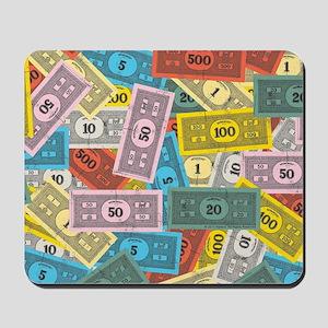 Monopoly logo Mousepad