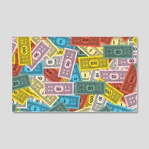 Monopoly logo 20x12 Wall Decal