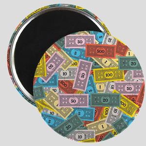 Monopoly logo Magnet