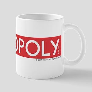 Monopoly logo 11 oz Ceramic Mug