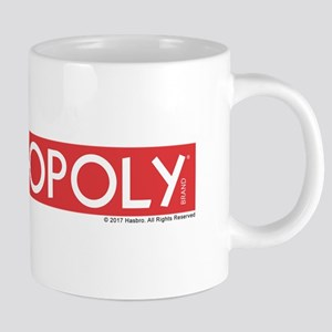 Monopoly logo 20 oz Ceramic Mega Mug