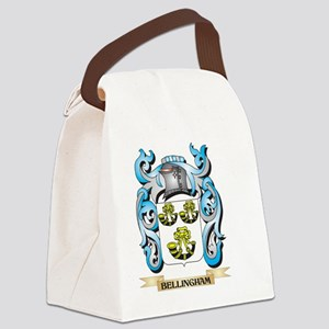 Bellingham Coat of Arms - Family Canvas Lunch Bag