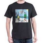 Summer Ice Fishing Dark T-Shirt