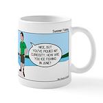 Summer Ice Fishing Mug