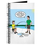 Summer Ice Fishing Journal