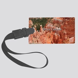 Bryce Canyon, Utah, USA 16 (capt Large Luggage Tag