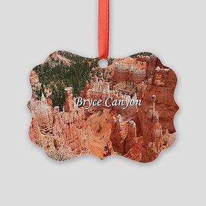 Bryce Canyon, Utah, USA 16 (capti Picture Ornament