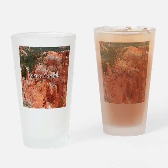 Bryce Canyon, Utah, USA 16 (caption Drinking Glass