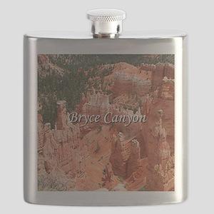 Bryce Canyon, Utah, USA 16 (caption) Flask