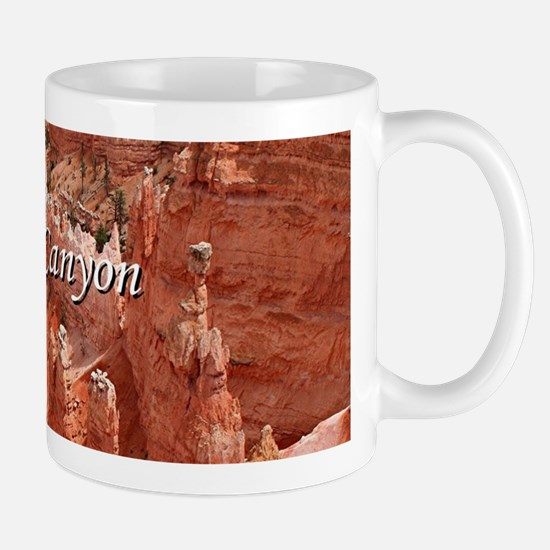 Bryce Canyon, Utah, USA 16 (caption) Mugs