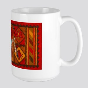 Proud To Be Chippewa Large Mug Mugs