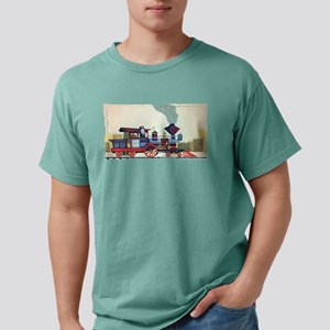 Monopoly Dancing Rich Un Mens Comfort Colors Shirt
