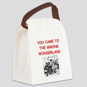 mistress joke Canvas Lunch Bag