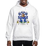 Pelissier Family Crest Hooded Sweatshirt