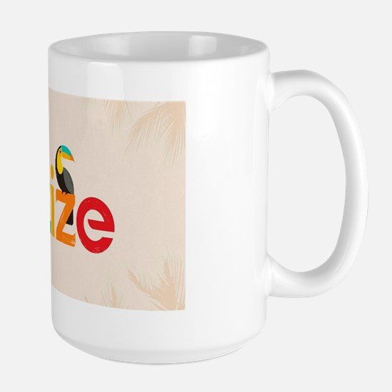 Belize Large Mug Mugs