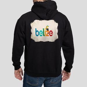 Belize Hoodie (dark)