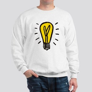 Monopoly Light Bulb Sweatshirt