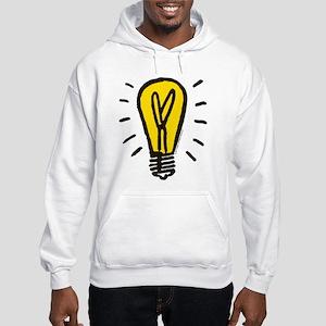 Monopoly Light Bulb Hooded Sweatshirt