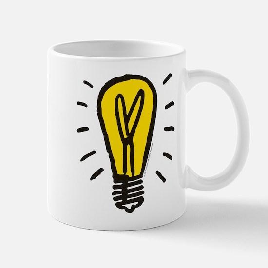 Monopoly Light Bulb Small Mug