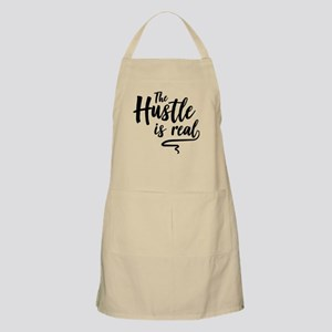 The Hustle Is Real Light Apron