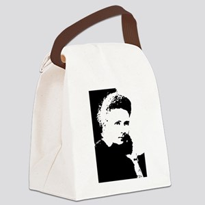 Marie Curie Canvas Lunch Bag