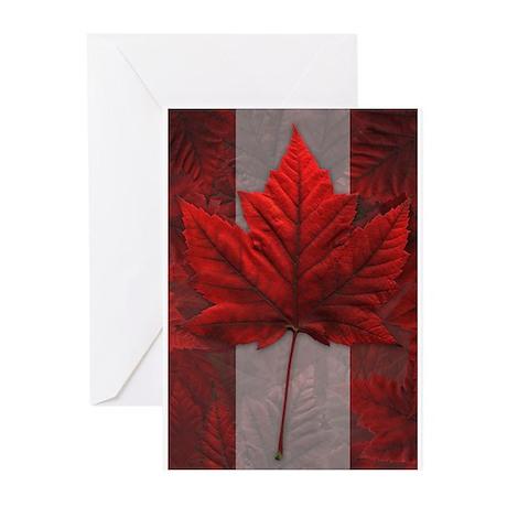 Canada Souvenir Greeting Cards (Pk of 20)