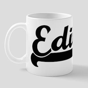 Editor Artistic Job Design Mug