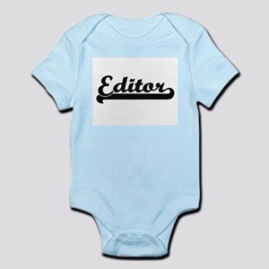 Editor Artistic Job Design Body Suit