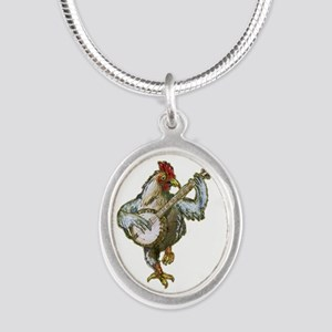 Banjo Chicken Necklaces